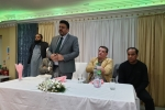 Rizwan Ali Shah Delivering a Speech