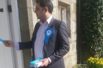 Asad Iqbal Canvassing
